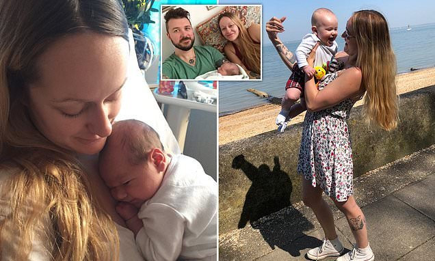 Mother's postnatal depression made her 'hope son would stop breathing'