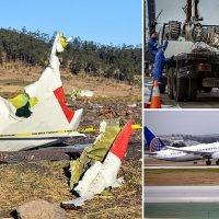FAA says flight path similarities from two jets prompted 737 ban