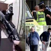 Shooter opens fire in New Zealand and 'injures four people'