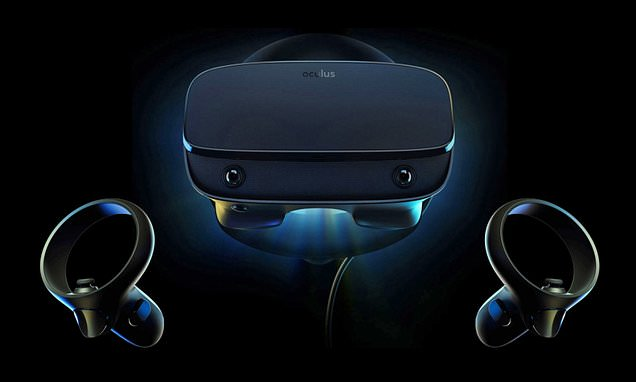 Facebook unveils new $399 Oculus Rift S headset
