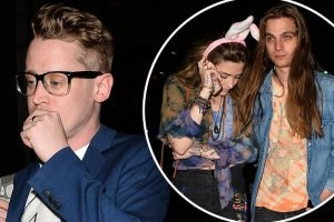 Macaulay Culkin laughed off Jackson allegations IN FRONT of Paris