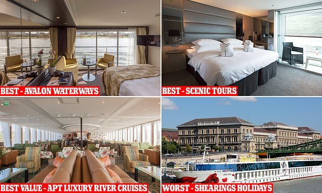 The best and worst river cruises of 2019 revealed