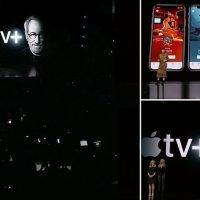 Apple FINALLY unveils its AppleTV+ video subscription service alongsid