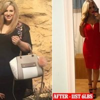 Mother-of-two, 28, shed six-and-a-half-stone in under a year