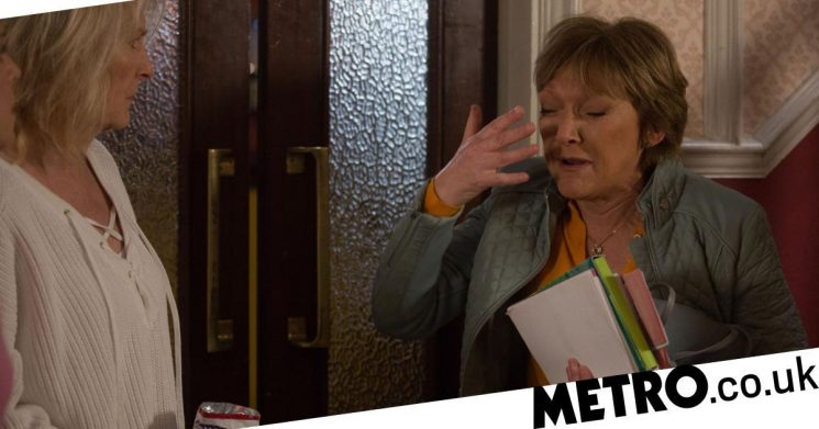 Jean and Shirley face their fears as cancer battle begins in EastEnders
