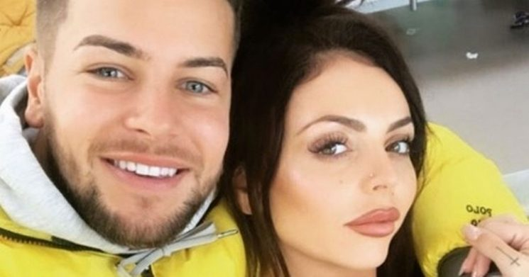 Chris Hughes compares 'girlfriend' Jesy Nelson to his mum in awkward interview