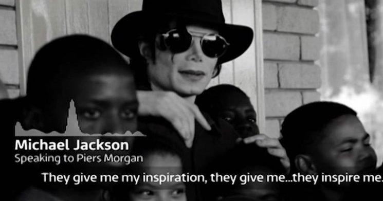 Tearful Michael Jackson told Piers Morgan he'd 'slit wrists before harming kids'
