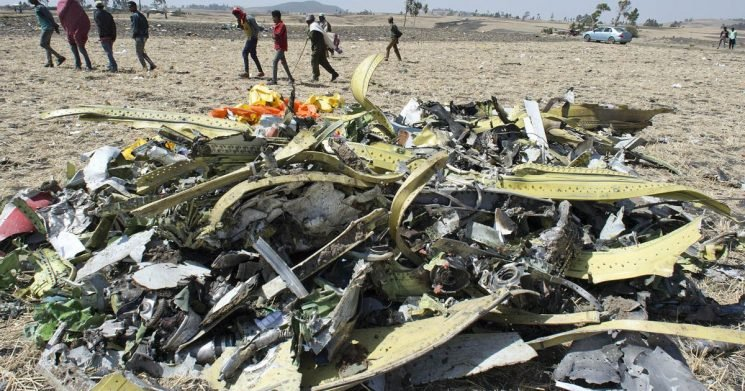 Ethiopian Airlines pilot's frantic message to air traffic control before crash