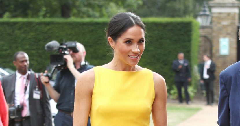 Meghan Markle cooks for Prince Harry every night and does her own make-up