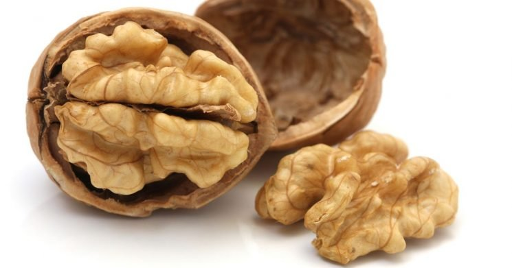 Eating two teaspoons of nuts a day boosts brain function by 60%, study reveals