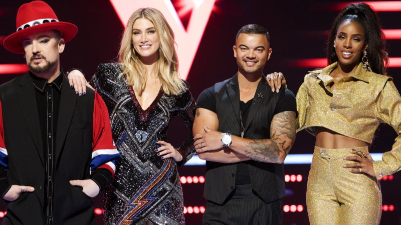 The Voice audience deny Grant Denyer's claims they were held captive