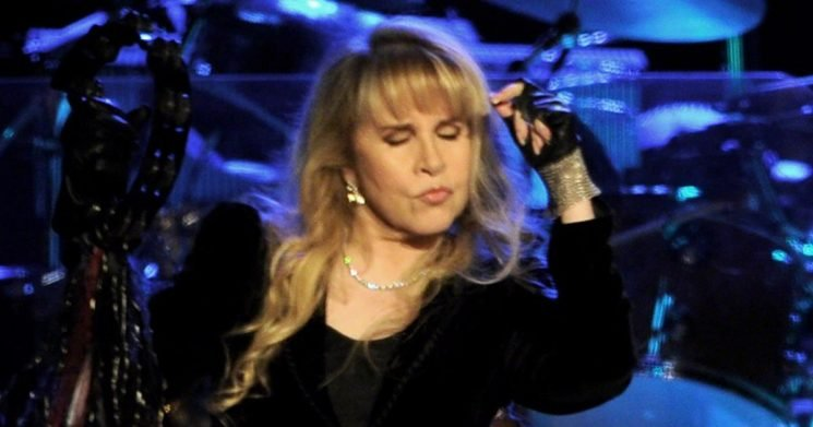 Fleetwood Mac duo compared to Elizabeth Taylor and Richard Burton