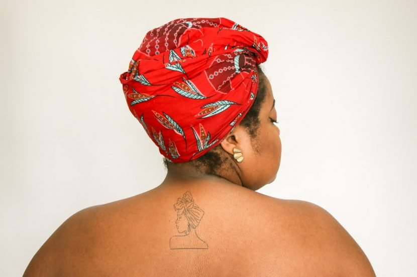 This Luxe Temporary Tattoo Collection Was Made By A Black Tattoo Artist For Black Women