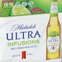 Michelob ULTRA Just Launched A Fruity Infusion That Mixes Two Of Your Favorite Flavors