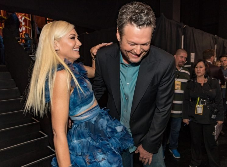 Are Gwen Stefani & Blake Shelton Getting Married Soon? There's One Thing Holding Them Up