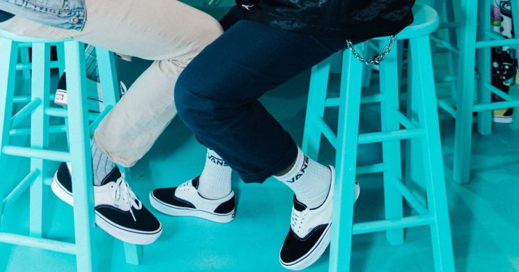 These Classic Sneakers Just Got a Major Upgrade, and You'll Want Them in Every Color