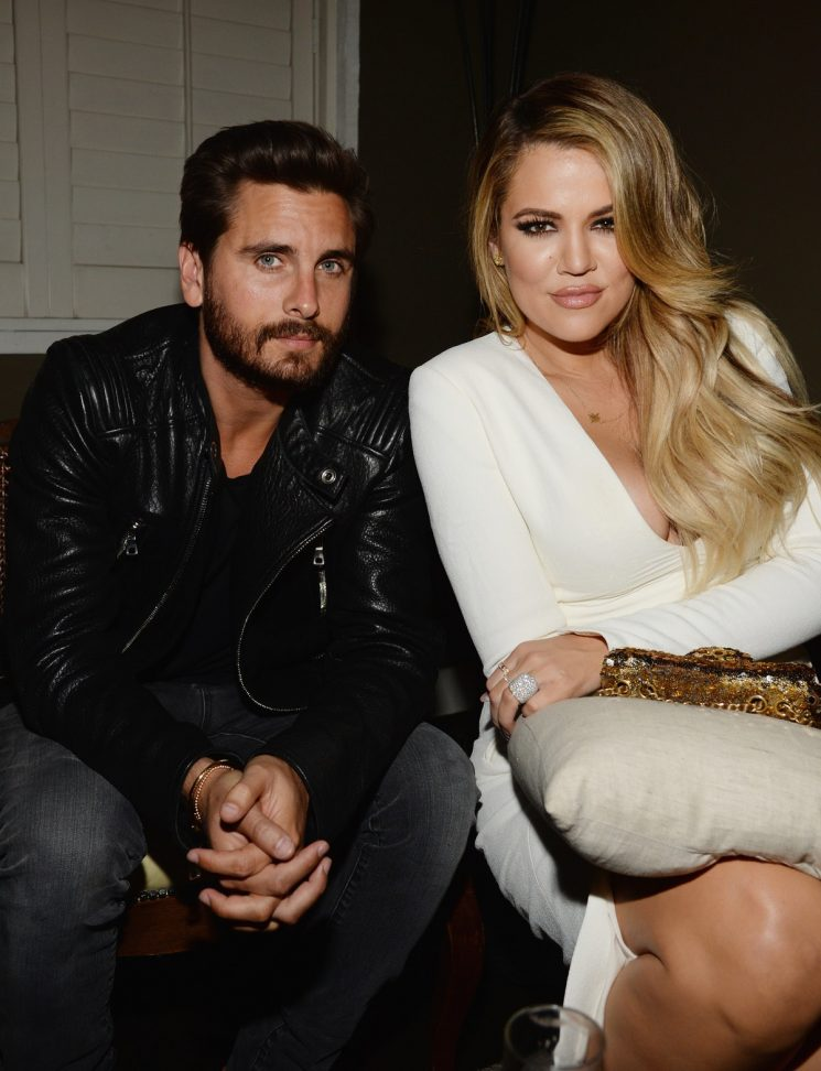 Khloe Kardashian's Reaction To Scott Disick Calling Her His Woman Crush Is So Sweet