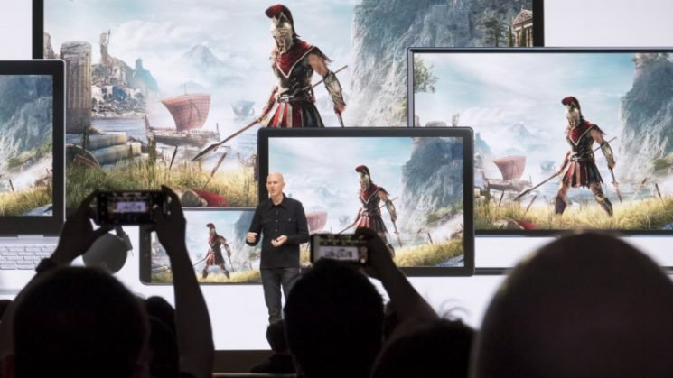 Google unveils plan to shake up $198bn video game market
