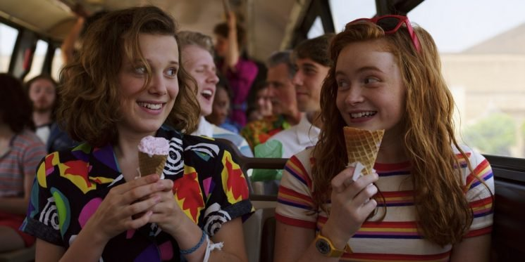 Max & Eleven Are Serious Friendship Goals In The 'Stranger Things 3' Trailer