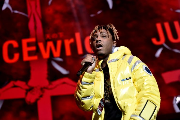 On the Charts: Juice WRLD's 'Death Race for Love' Drives to Number One