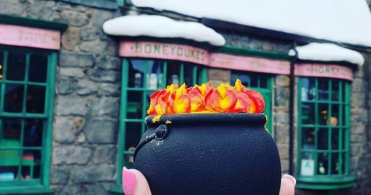 "15 Wizarding World of Harry Potter Snacks That Will Have You Saying, ""Hunger Managed"""