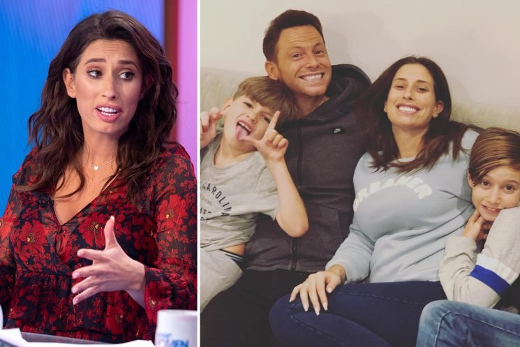 Stacey Solomon refuses to take maternity leave after welcoming baby with Joe Swash because she worries about money