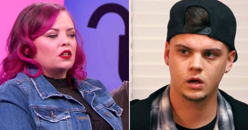 Every Time Catelynn Lowell and Tyler Baltierra Clapped Back on Social Media
