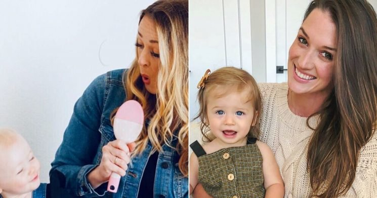 'Bachelor' Babies! Watch Jamie Otis and Jade Roper's Daughters on a Playdate