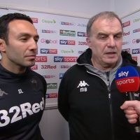 Sky Sports cut short hilarious post-match interview with prickly Leeds boss Marcelo Bielsa after Sheffield United loss