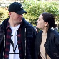 Those Gazes! Channing Tatum, Jessie J Look Smitten in London: Pics