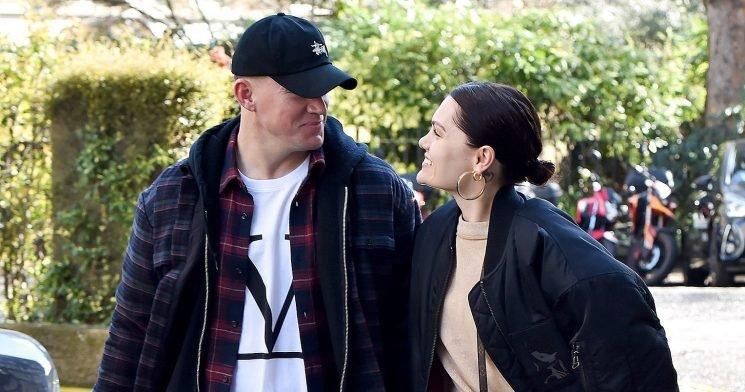 Those Gazes! Channing Tatum, Jessie J Look Smitten in London: Pics