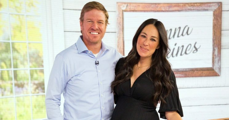 How Sweet! Chip, Joanna Gaines Donate Son Crew's Bassinet to a Pregnant Fan