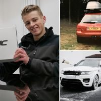 Lad, 19, washed cars in parents' driveway aged 13 now runs luxury motor cleaning service – charging up to £4,000 each