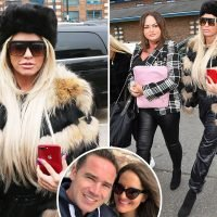 Katie Price jokes 'you must be bored of me!' as she arrives in court over 'F-word rant at Kieran Hayler's lover at school gates'