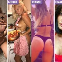 Desperate, fame-hungry The Bachelor stars strip naked and show off their raunchy lives off camera
