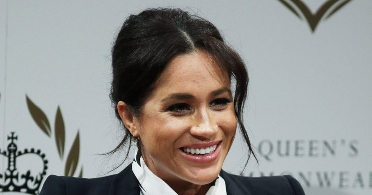 Duchess Meghan Confesses She Wants Her Baby to Be a Feminist