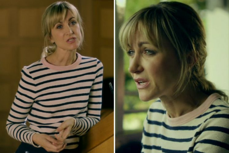 Cheat viewers confused by Katherine Kelly's changing accent as Leah Dale