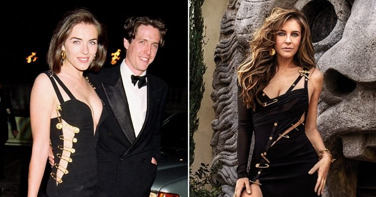 How Elizabeth Hurley Has Stayed the Same Size for 25 Years