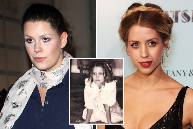 Fifi Geldof pays tribute to late sister Peaches on what would have been her 30th birthday