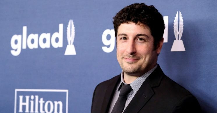 Jason Biggs' 5-Year-Old Son's Reaction to Seeing Him in 'American Pie'