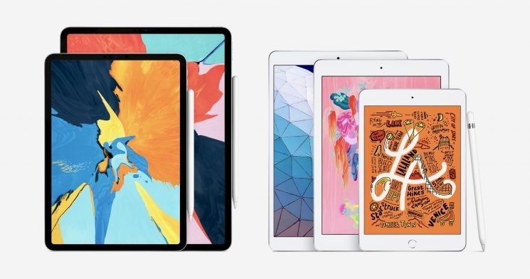 Apple iPad Air And iPad Mini 5 Now Available For Pre-Order