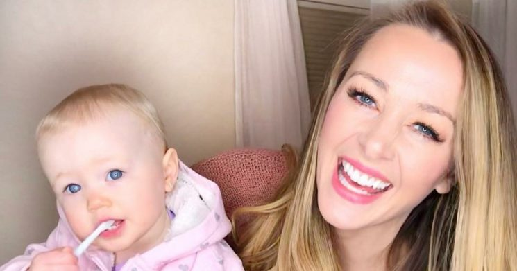 LOL! Jamie Otis Had a Hilarious Reaction to Daughter Henley Pooping in the Tub