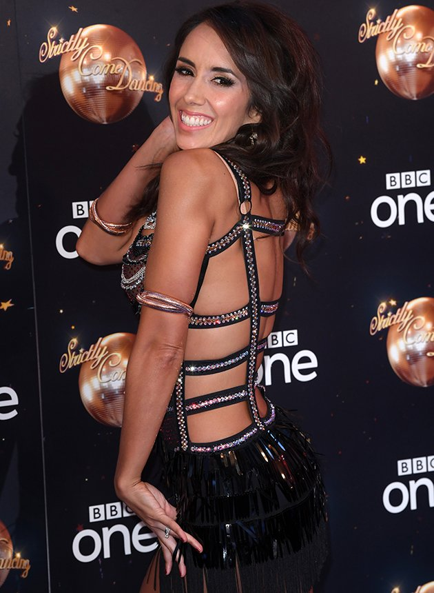 Strictly star Janette Manrara poses NUDE for raunchy new shoot