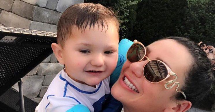 Jenni 'JWoww' Farley: My Son Is 'Kicking Ass' Since Autism Diagnosis