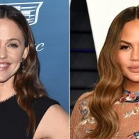 LOL! Jennifer Garner Warns Chrissy Teigen to Not Steal Her Nanny