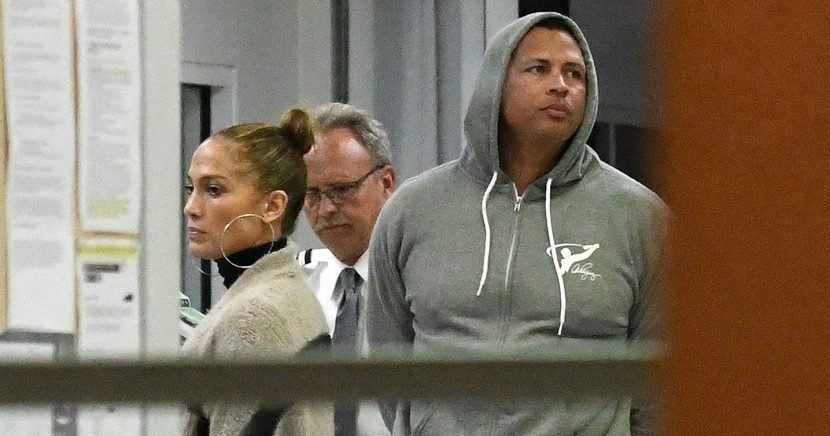 J. Lo, A-Rod Step Out in Miami After Bahamian Engagement Vacation: Pics