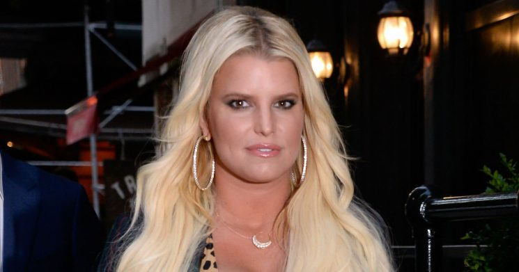 Pregnant Jessica Simpson Spends Week in the Hospital With Bronchitis
