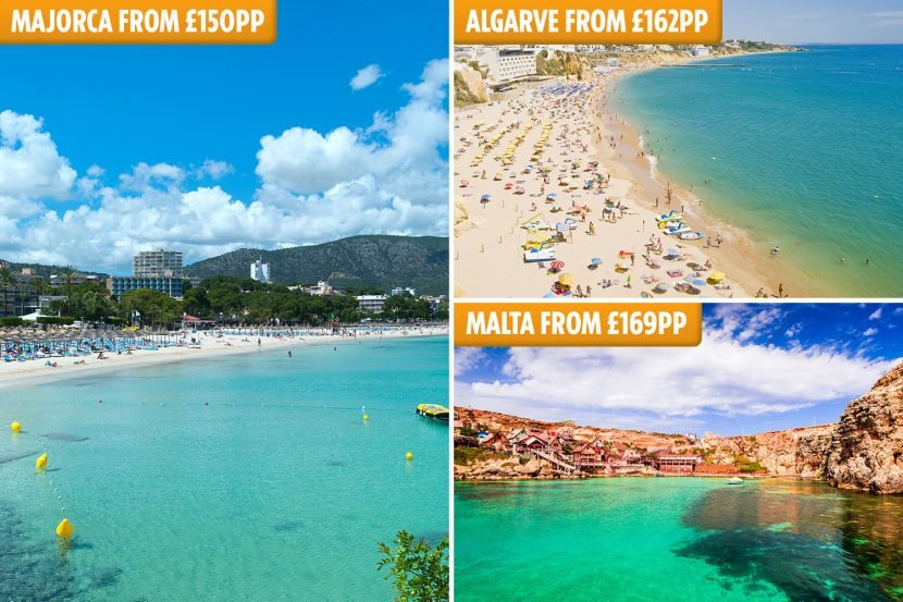 Cheap Easter 2019 family holiday deals – from Corfu to Majorca and more