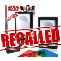TK Maxx recalls Star Wars toy over fears it could cause electric shocks
