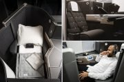 British Airways unveils slick new Club World 'Suites' where every business class passenger gets their own private pod